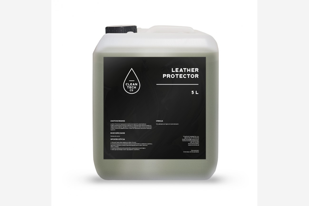 leather protector - lederbescherming