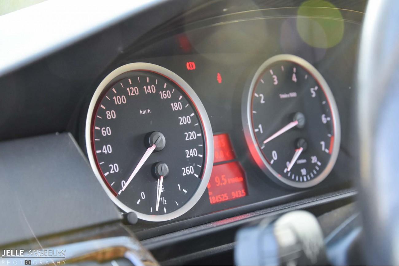 BMW E60 520i