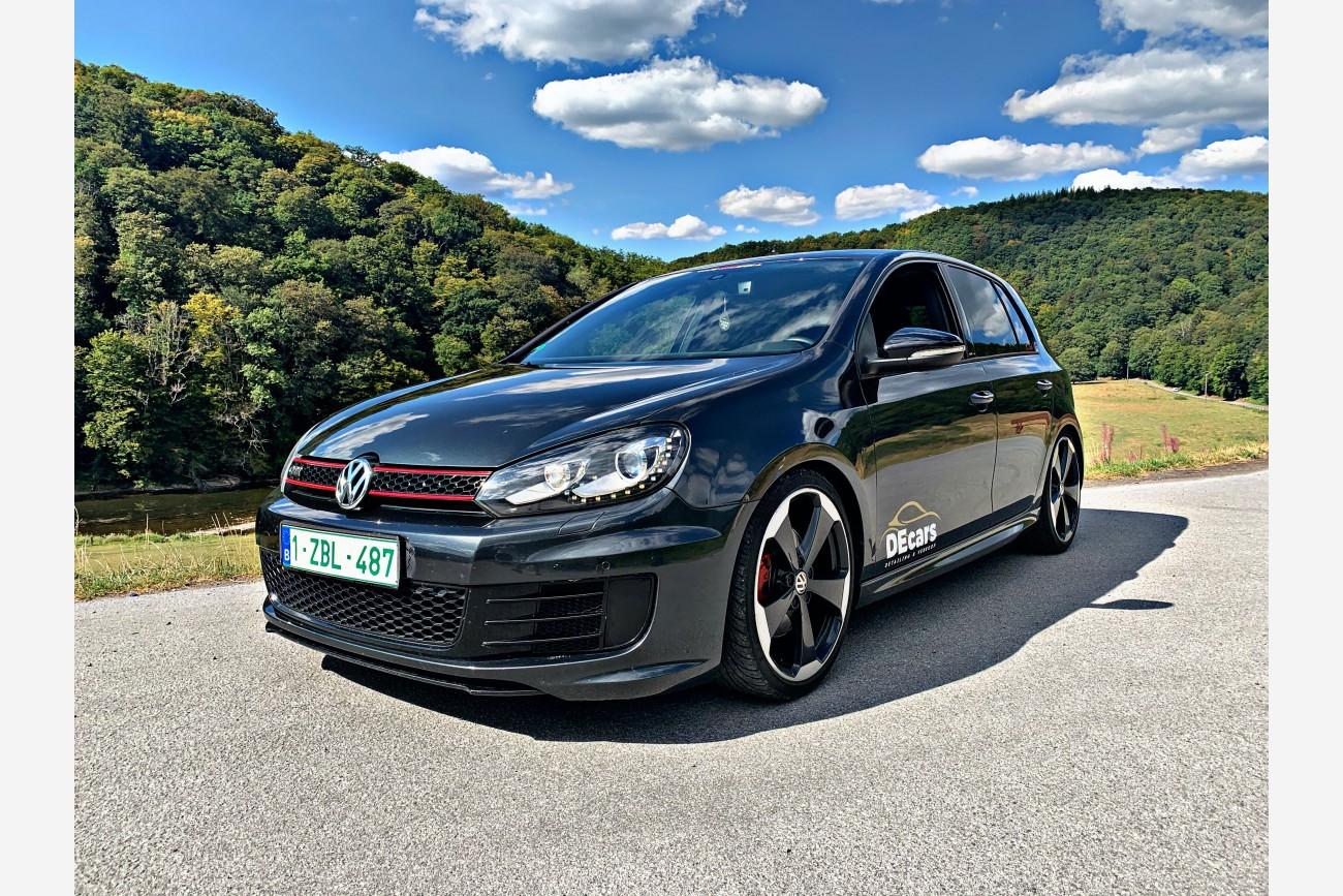volkswagen golf 6 gti edition 35