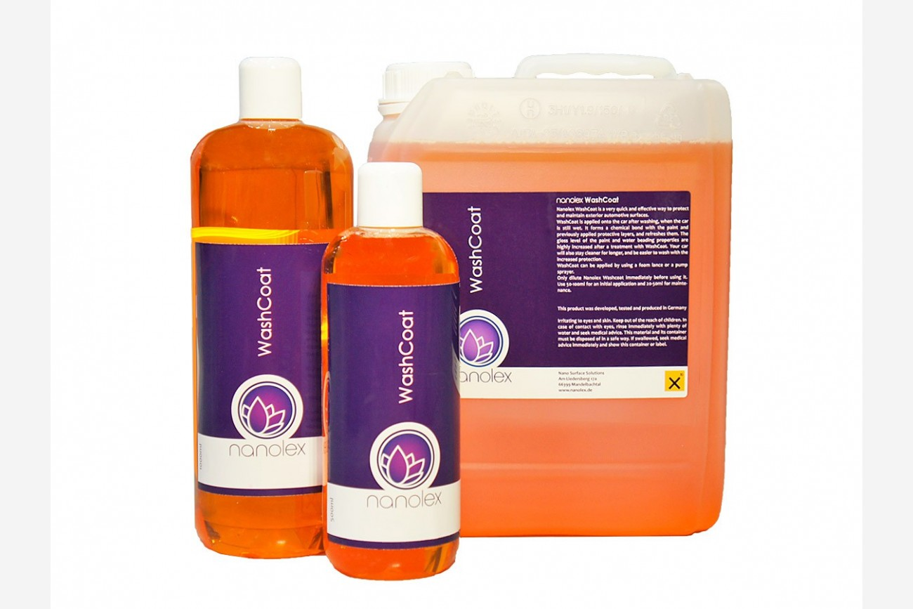 Nanolex washcoat 750ml
